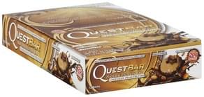 Quest Bar Protein Bars Natural, Chocolate Peanut Butter
