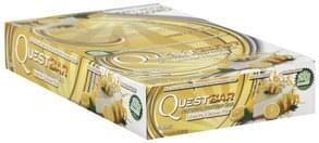 Quest Bar Protein Bars Natural, Lemon Cream Pie