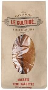Le Culture Baguette Organic, Demi