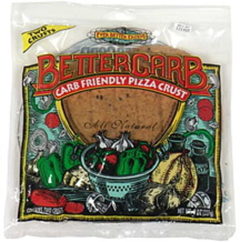 Ever Better Eating Pizza Crust, 2 Crusts Pizza Crust  - 8 oz