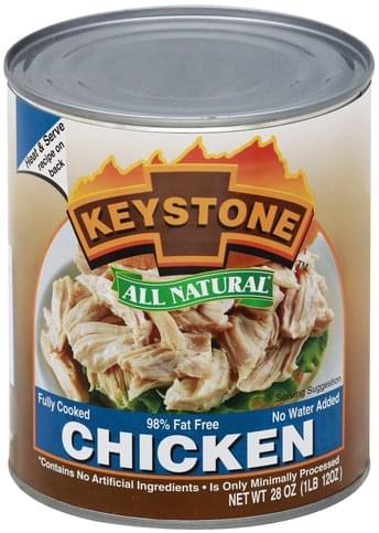 Keystone Chicken - 28 oz