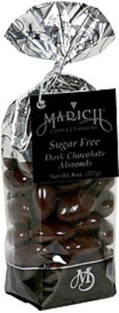 Marich Dark Chocolate Almonds Sugar Free
