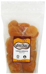 Austinuts Dried Fruit Turkish Apricots