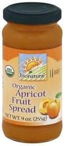Bionaturae Fruit Spread Organic, Apricot