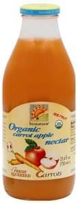 Bionaturae Nectar Organic Carrot Apple