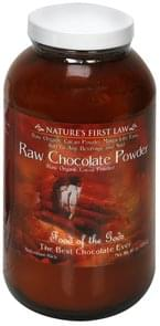 Natures First Law Raw Chocolate Powder