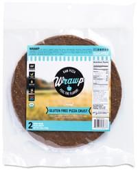 Wrawp Original Gluten-Free Pizza Crust
