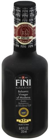 Fini of Modena Balsamic Vinegar - 8.45 oz