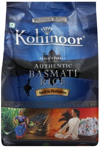 Kohinoor Basmati Rice - 1 kg