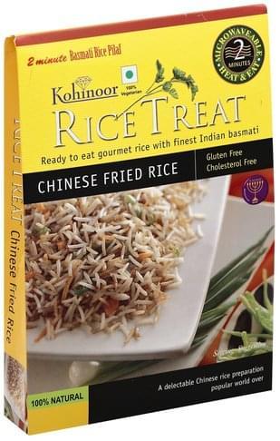 Kohinoor Chinese Fried Rice - 8.8 oz