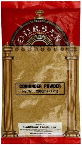 Durbar Coriander Powder - 7 oz