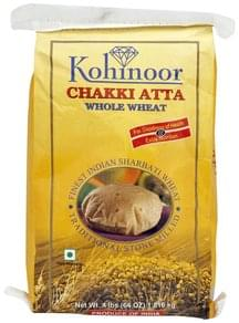Kohinoor Whole Wheat Chakki Atta
