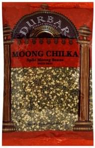 Durbar Split Moong Beans with Skin, Moong Chilka