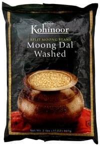 Kohinoor Moong Dal Washed