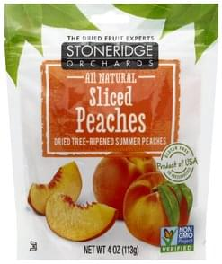 Stoneridge Orchards Peaches Sliced