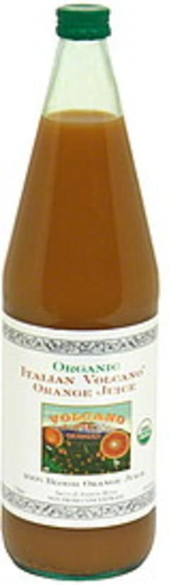 Italian Volcano Organic Orange Juice