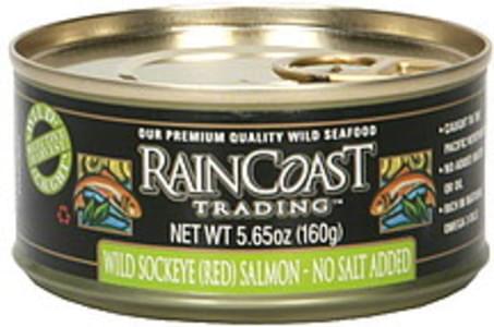 Raoast Trading Wild Sockeye Salmon Red