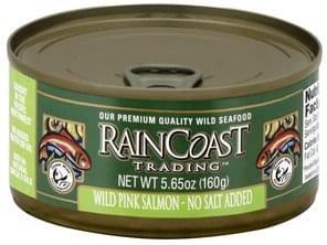 Raincoast Trading Salmon Wild Pink