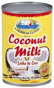 Caribbean Classic Coconut Milk