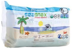 SeaSnax Organic Roasted Original Seaweed Snack, 6-pack