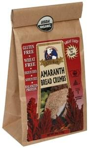 Nu World Foods Bread Crumbs Amaranth