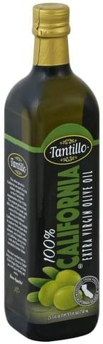 Tantillo Extra Virgin, 100% California Olive Oil - 25.5 oz