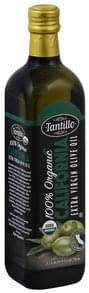 Tantillo Olive Oil Extra Virgin, 100% Organic, California