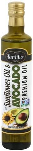 Tantillo Sunflower & Avocado Oil - 16.9 oz
