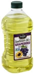 Tantillo Sunflower & Grapeseed Oil