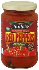 Tantillo Red Peppers Fire Charred Roasted