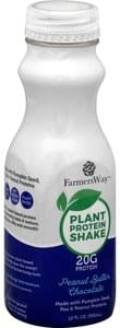 FarmersWay Plant Protein Shake Peanut Butter Chocolate