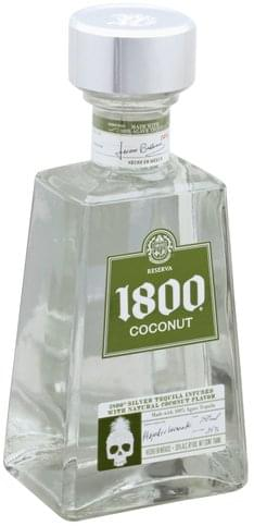 1800 Reserva, Coconut Tequila - 750 ml
