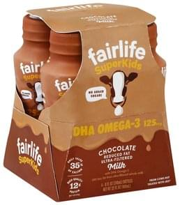 Fairlife Milk Ultra-Filtered, Reduced Fat, Chocolate