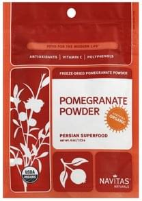 Navitas Pomegranate Powder