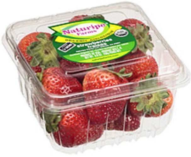 Naturipe Farms Organic Strawberries - 8.8 oz