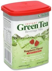 Tea Tech Green Tea Beverage Mix