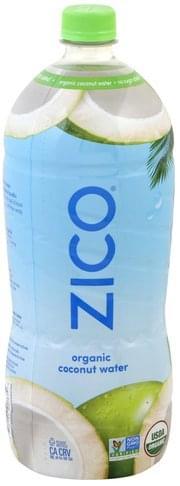 Zico Organic Coconut Water - 46 oz