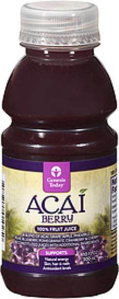 Genesis Today Fruit Juice Acai Berry