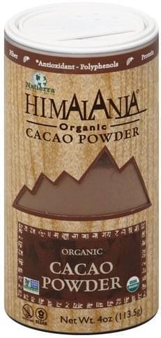 Himalania Organic Cacao Powder - 4 oz