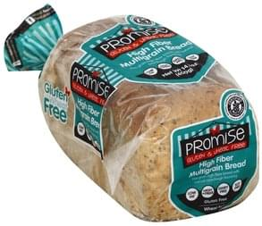 Promise Bread High Fiber, Multigrain