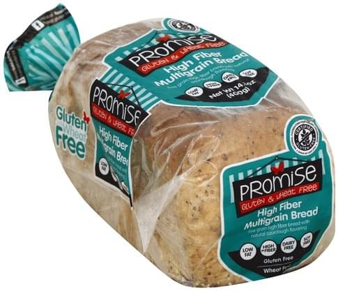Promise High Fiber, Multigrain Bread - 14.1 oz