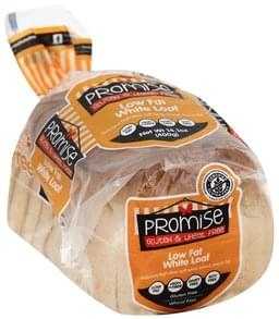 Promise Bread Low Fat, White Loaf