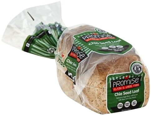 Promise Chia Seed Loaf Bread - 14.1 oz