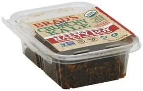 Brads Kale Crunchy, Raw, Nasty Hot
