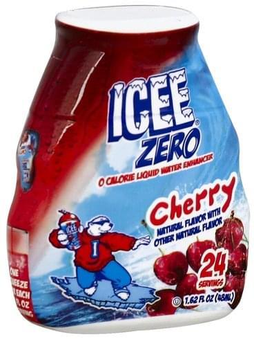 Icee Cherry Water Enhancer - 1.62 oz