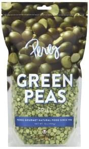 Pereg Green Peas Split