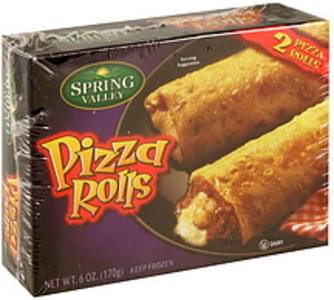 Spring Valley Pizza Rolls