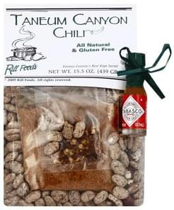 Rill Foods Chili Taneum Canyon