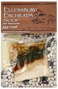 Rill Foods Soup Ellensburg Enchilada
