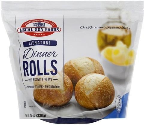 Legal Sea Foods Signature Dinner Rolls